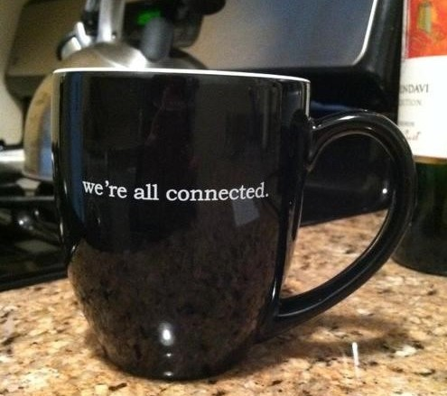 We're all connected (2)